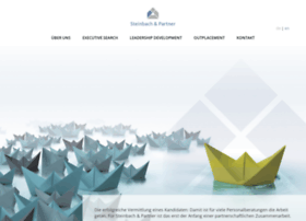 steinbach-partner.com