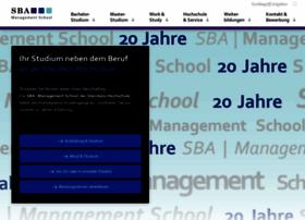 steinbeis-academy.de