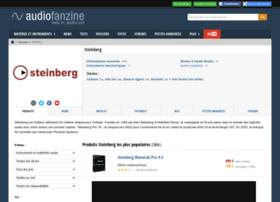 steinberg.audiofanzine.com