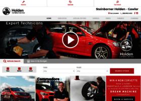 steinbornerholden.com.au