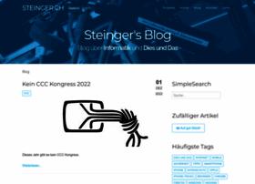 steinger.ch