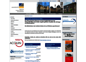 steinmann.uni-bonn.de