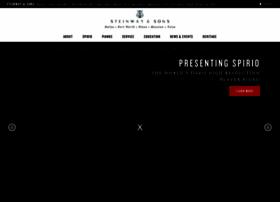 steinwaypianos.com