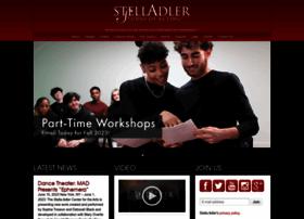 stellaadler.com