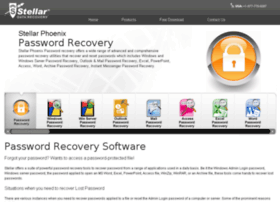 stellarpasswordrecovery.com