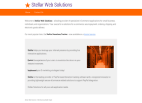 stellarwebsolutions.com