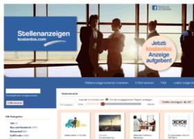stellenanzeigen-kostenlos.com