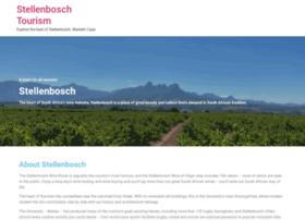 stellenboschtourism.co.za