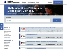stellenmarkt.fh-muenster.de