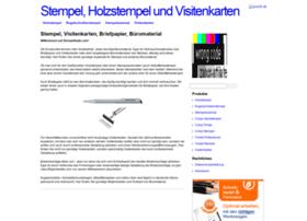 stempelbude.com