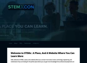 stemxcon.com