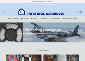 stencilwarehouse.com