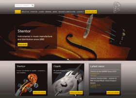 stentor-music.com