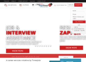 stepahead.timesjobs.com