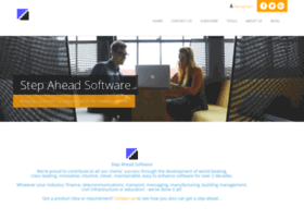 stepaheadsoftware.com