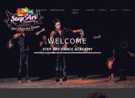 stepartdanceacademy.com