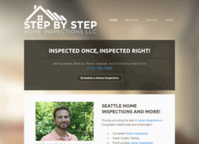 stepbystephomeinspections.com