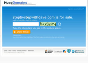stepbystepwithdave.com
