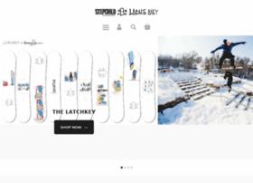 stepchildsnowboards.com