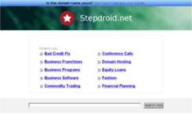 stepdroid.net