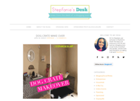 stepfaniesdesk.com