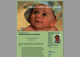 stephanhuller.blogspot.com