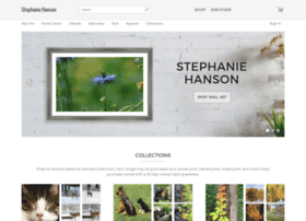 stephanie-hanson.artistwebsites.com