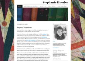 stephaniehuesler.com