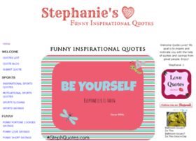 stephanies-funny-inspirational-quotes.com