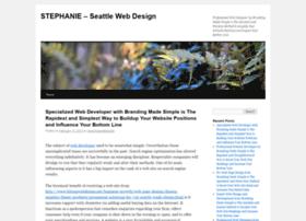 stephanieseattlewebdesign.wordpress.com