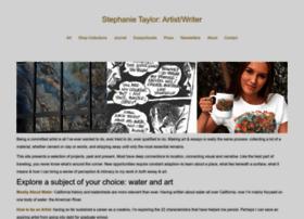 stephanietaylorart.com