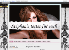 stephanietestetfuereuch.blogspot.de