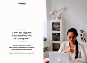 stephaniezheng.com