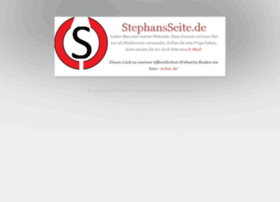 stephansseite.de