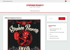 stephen-pearcy.com