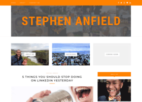 stephenanfield.com
