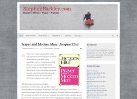 stephenbarkley.com