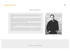 stephencollins.com