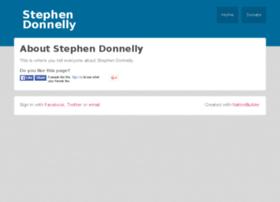 stephendonnelly.nationbuilder.com
