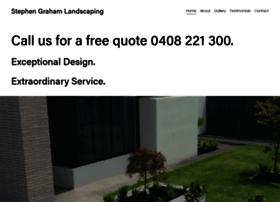 stephengrahamlandscaping.com.au