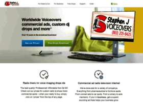 stephenjvoiceovers.com