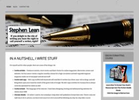 stephenlean.com