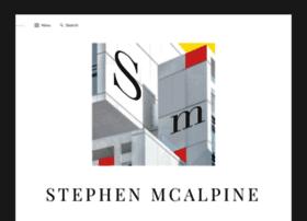 stephenmcalpine.com