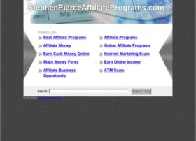 stephenpierceaffiliateprograms.com