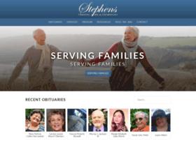 Stephensfuneralhome.org