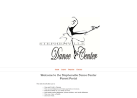 stephenvilledancecenter.studioware-online.com