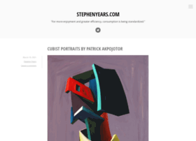 stephenyears.com