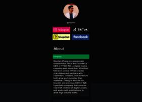stephenzhang.com