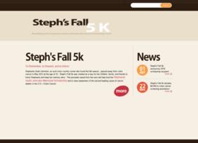 stephsfall5k.com