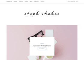 stephshakes.com